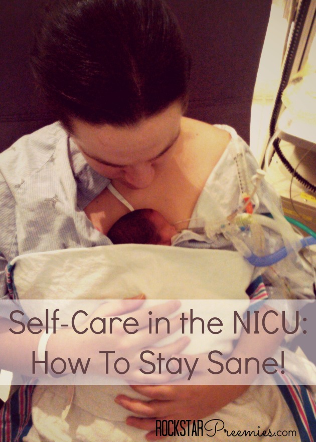 Self-Care in the NICU
